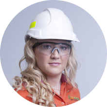 Safety is personal for Sarah-Jane Dunford